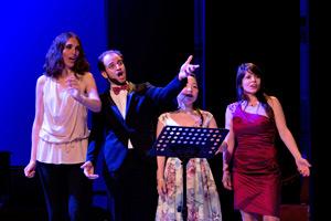Fest-(ival) - Premiere mit 3 x Operngenuss